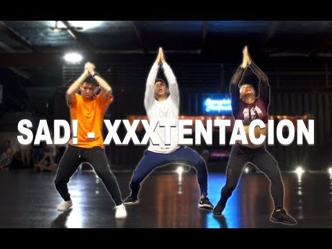 Xxx Mp4 SAD XXXTENTACION Dance Matt Steffanina Ft Gabe Amp Trinity 3gp Sex