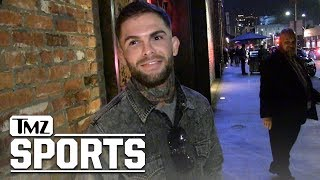 UFC's Cody Garbrandt: 'I'd 'Rip Van Damme's F'Ing Head Off' in a Real Fight | TMZ Sports