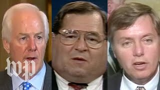 Then and now: How Congress handled calls for underlying evidence