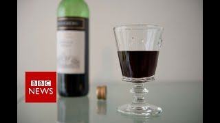 CES 2018:  internet-connected Wine Bottle Opener- BBC News