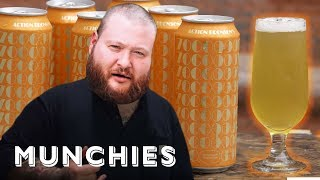 Action Bronson Made A Beer