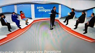 SEM AMIGOS o programa mais surreal do esporte !