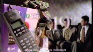 AT&T Wireless GoPhone TV Commercial (1996)