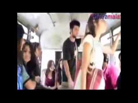 Otobüste taciz ve kadından intikam