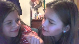 first video ever| PRIYA AND ISABELLA