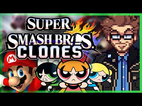 Super Smash Bros Clones Eruption