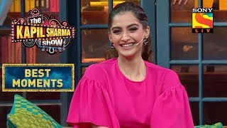 Sonam Kapoor Praises Her Father | The Kapil Sharma Show Season 2 | Best Moments