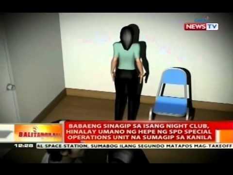 Xxx Mp4 Babaeng Sinagip Sa Isang Night Club Hinalay Umano Ng Hepe Ng SPD Special Operations Unit 3gp Sex