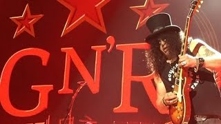 Guns n' Roses Reunion Live @ T-Mobile Arena, Las Vegas (8/4/2016) First Night Show [FULL CONCERT]