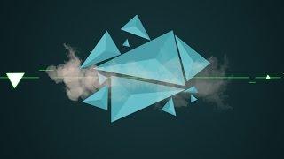 How To Create Amazing Geometric 3D Shapes - Photoshop CC - CS5