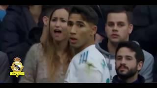 issam chowali   لاعب مغربي  يلعب في ريال مدريد