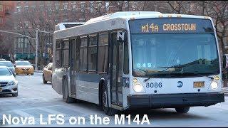 ⁴ᴷ Nova LFS 8086 on the M14A