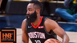 Houston Rockets vs Utah Jazz - Game 4 - Full Game Highlights | April 22, 2019 NBA Playoffs