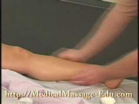 Medical Massage Full Body Leg