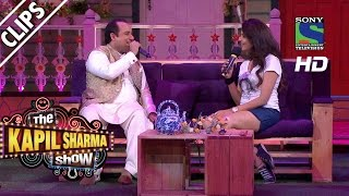 Sugandha Mishra's Duet with Rahat Fateh Ali Khan - The Kapil Sharma Show -Episode 18 -19th June 2016