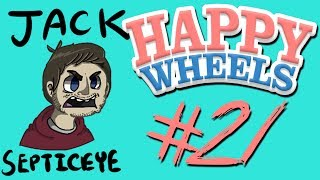 Happy Wheels - Part 21   KING OF THE IMPOSSIBLE