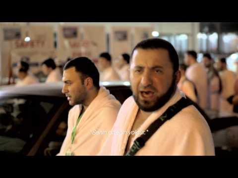 Umre Belgeseli Rabbime Hicret Ediyorum IGMG 2012 tek parça