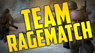 TEAM RAGEMATCH - Call of Duty WW2: Road to Commander - EP 13