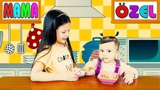 Ceylin-H   Mama Şarkısı Özel Versiyon - Nursery Rhymes & Super Simple Kids Songs Sing & Dance