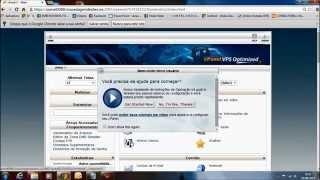 Como configurar uma conta ftp Filezilla