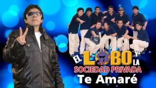 TE AMARE - EL LOBO Y LA SOCIEDAD PRIVADA ( PRIMICIA 2017 )