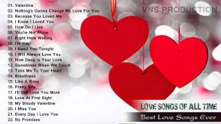 Hot Top 100 Romantic Love songs Playlist - Best Of Billboard March - February 2016