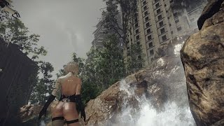 NieR Automata : Glory to the naked butt