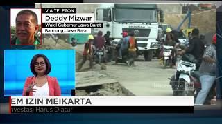 Problem Izin Meikarta - Deddy Mizwar, Wagub Jawa Barat