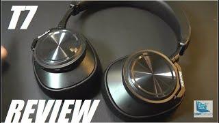 REVIEW: Bluedio T7 Turbine Wireless Bluetooth Headphones!