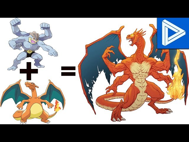 10 More Pokemon Fusions You Wish Actually Existed