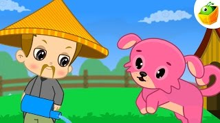 Bingo | English Nursery Rhymes | Magicbox English Kids Channel