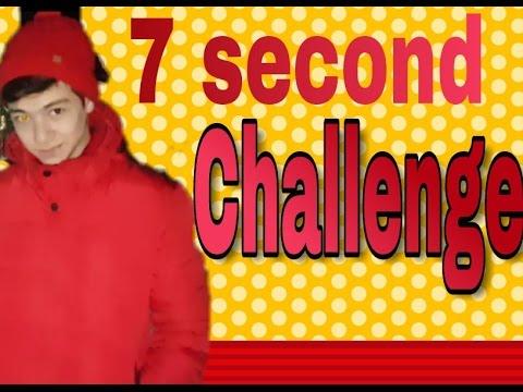 7 Секунд челлендж/ PaSHaTO vs MC SLASH (challenge)