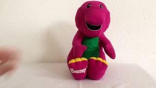 Interactive talking Barney