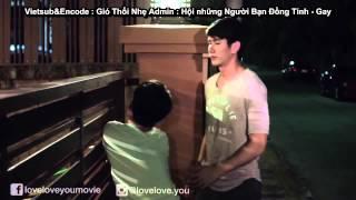 Cảnh đầu tiên của *Love love you* gaythai movie