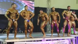 تجارب بطولة العالم في كمال الأجسام 2016 - تصفيات وزن ال 90 كجم