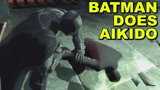 [Aikido Special] Batman Does Aikido - Remastered