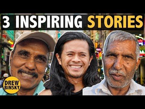 3 INSPIRING STORIES Pakistan India Philippines