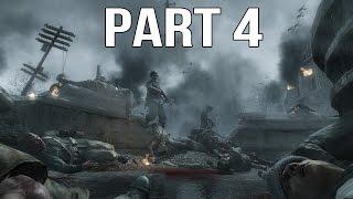 Call of Duty World At War - Gameplay Walkthrough Part 4 - Vendetta