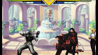 Omega Rugal vs Chizuru Kagura