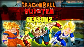 Dragonball Budoten | Season 2 Rerun (REMASTERED)