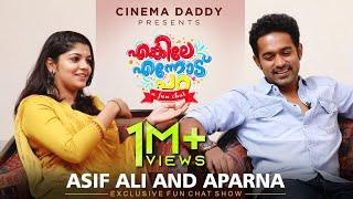 Enkile Ennodu Para | Asif Ali & Aparna Balamurali | Exclusive Fun Chat Show | BTech Special