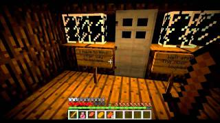 MineCraft: The Hunted House Of Dark