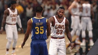 NBA 1/15 Golden State Warriors vs Cleveland Cavaliers NBA Highlights Warriors vs Cavs NBA LIVE 18