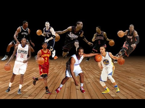 NBA Best Crossover/Ankle Breaker By Year