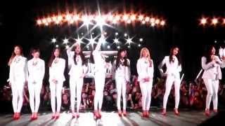 [HD] 140322 - Yoona - Hyoyeon đội nón lá - wearing Pink Conical Asian Hat - HEC - fancam