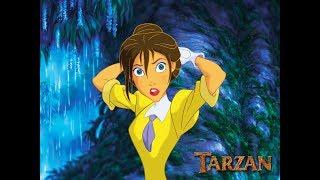 Tarzan meets Jane (persian)