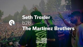 Seth Troxler b2b The Martinez Brothers @ Kappa FuturFestival 2017 (BE-AT.TV)