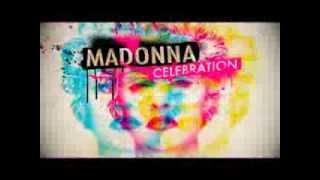 Madonna Menu Celebration
