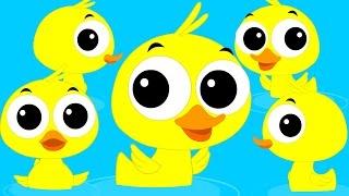 Duck Song Original Song Nursery Rhymes Children