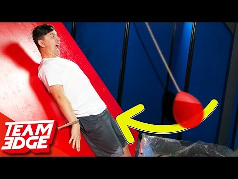 Don t Let the Giant Water Balloon Hit You Below the Belt